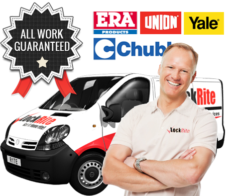 LockRite Locksmith Guarantee